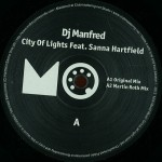 Dj Manfred - City Of Lights feat. Sanna Hartfield